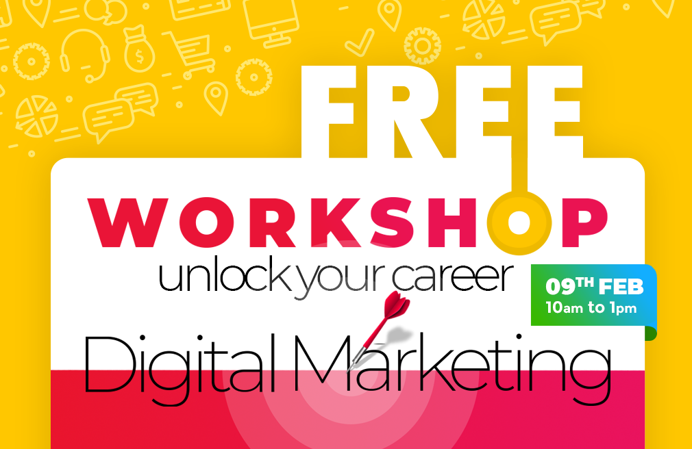 Digital Marketing workshop in coimbatore